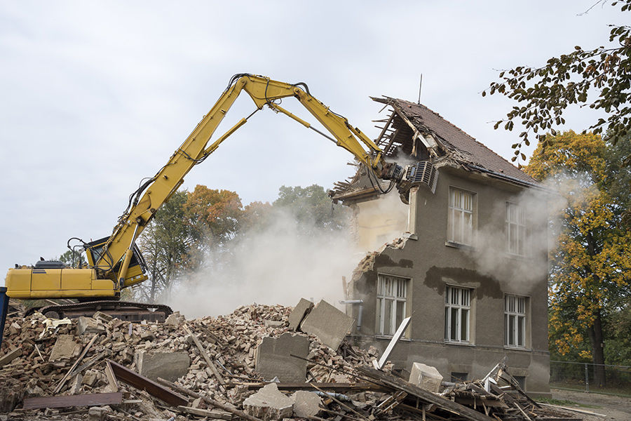 Image result for Residential Demolition